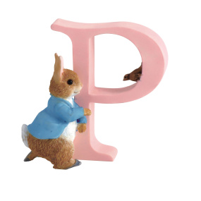 P - Running Peter Rabbit
