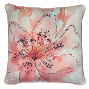 Malini Amarz Pink Cushion