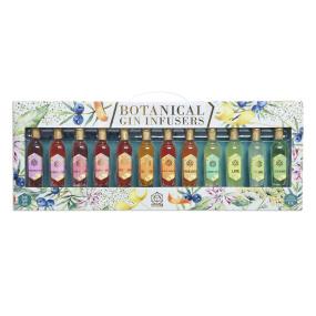Botanical Gin Mixers Gift Set
