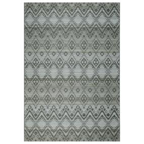 Brighton Grey Indoor or Outdoor 160cm x 230cm Rug