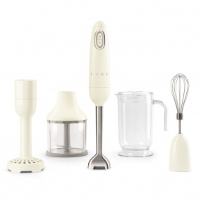 Smeg 50's Retro Style Cream Hand Blender