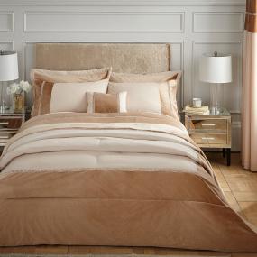 Catherine Lansfield Velvet Diamante Glamour Bedding Collection