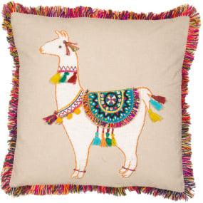 Malini Llama Cushion