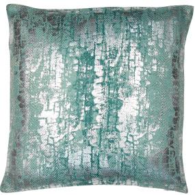 Malini Titanium Seafoam Cushion