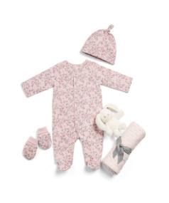 Mamas & Papas Bundle of Joy Pink Gift Set