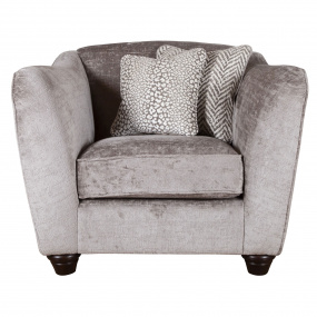 Bowden Truffle Armchair
