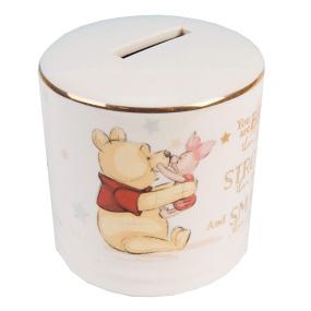 Disney Winnie the Pooh Ceramic Money Bank