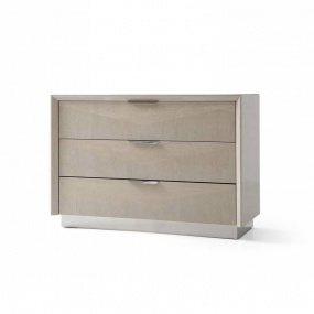 Madison Cream 3 Drawer Dresser