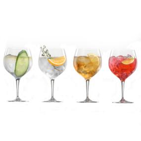 Spiegelau Set of 4 Gin & Tonic Coppa Glasses