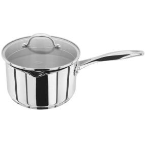 Stellar 7000 18cm Draining Lid Sauce Pan