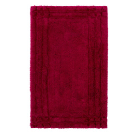 Christy Supreme Hygro Raspberry Pedestal Mat
