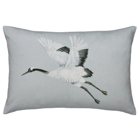 A beautifully luxurious cushion from Harlequin