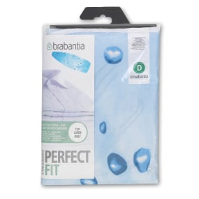 Brabantia Size D Ice Water Ironing Board Cover