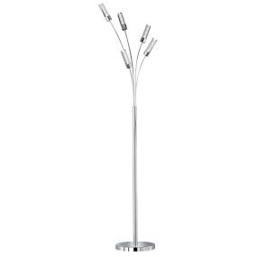 Wofi Midu 5 Light LED Floor Lamp
