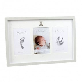 Bambino Hand & Foot Print with Ink Pad Frame