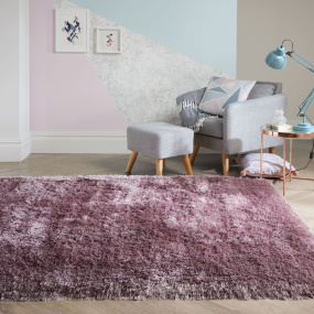 Pearl Mauve Rug Collection