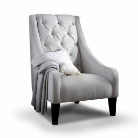 Henri Fabric Bedroom Chair