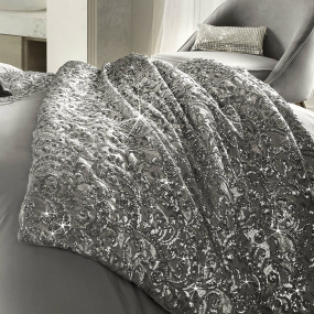 Kylie Minogue Cadence Silver Throw