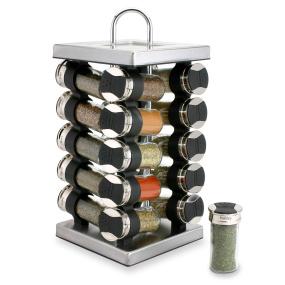 Olde Thompson 20 Jar Spice Rack