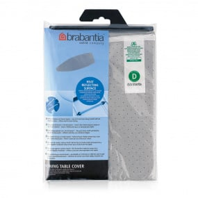 Brabantia Top Layer Without Underlayer Metalised Ironing Board Cover