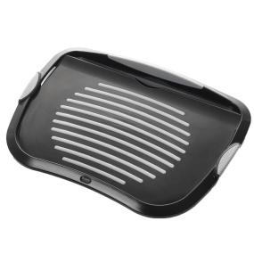 Anti-slip Black and Grey iPad Lap Tray