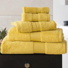 Bliss Saffron Bath Sheet