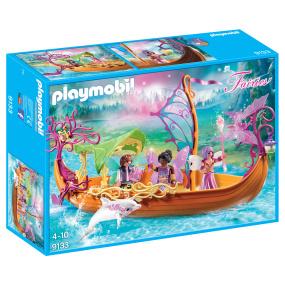 Playmobil Enchanted Fairy Ship