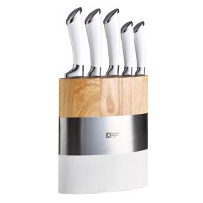 Fusion 5 Piece Knife Block Set