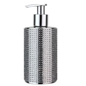 Vivian Gray Silver Diamonds Soap Dispenser