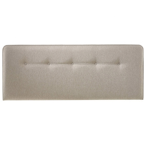 Myers Buttons Taupe Headboard Collection