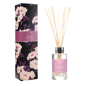 Wax Lyrical Reed Diffuser Waterlily and Pomegranate 100ml