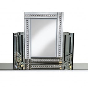 Crystal Dressing Table Mirror