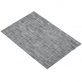 Grey Mix Woven Placemat