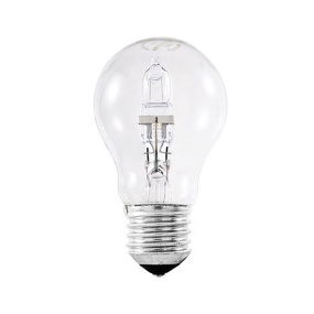 Crompton Halogen GLS Clear ES E27 28W Light Bulb