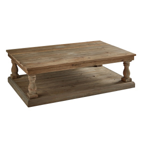 Chateau Reclaimed Wood Coffee Table