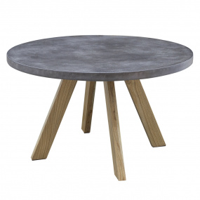Arondo 130cm Round Dining Table | Housing Units