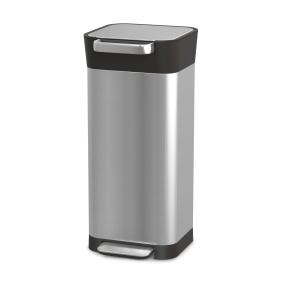 Joseph Joseph Titan 20L Stainless Steel Waste Compactor Bin