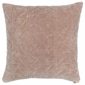 Riva Paoletti Aztec Blush Cushion Cover