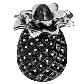Black Diamond Pineapple Large Jar