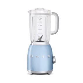 Smeg 50's Retro Style Pastel Blue Food Blender