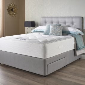 Myers Perfect Memory Comfort 1400 Mist Divan Bed Collection