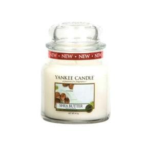 Yankee Candle Shea Butter Medium Jar