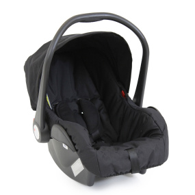 Oyster Car Seat in Black