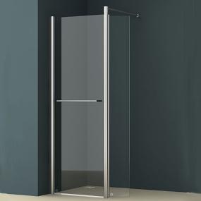 Vessini E Series Walk-In Shower Screen with Return