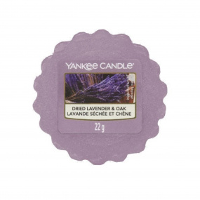 Yankee Candle Dried Lavender and Oak Wax Melts | Housing Units