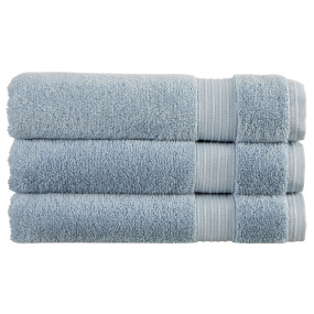 Christy Sanctuary Soft Blue Bath Towel