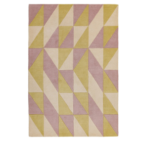 Reef RF06 Flag Pink & Yellow 120cm x 170cm Rug