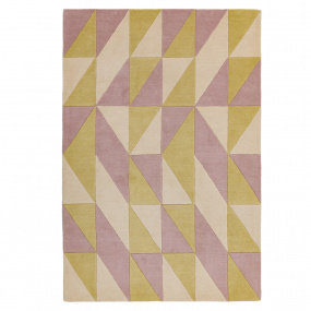 Reef RF06 Flag Pink & Yellow 120cm x 170cm Rug