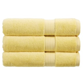 Christy Supreme Hygro Primrose Towel Collection