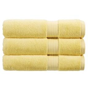 Christy Supreme Hygro Primrose Towel Collection